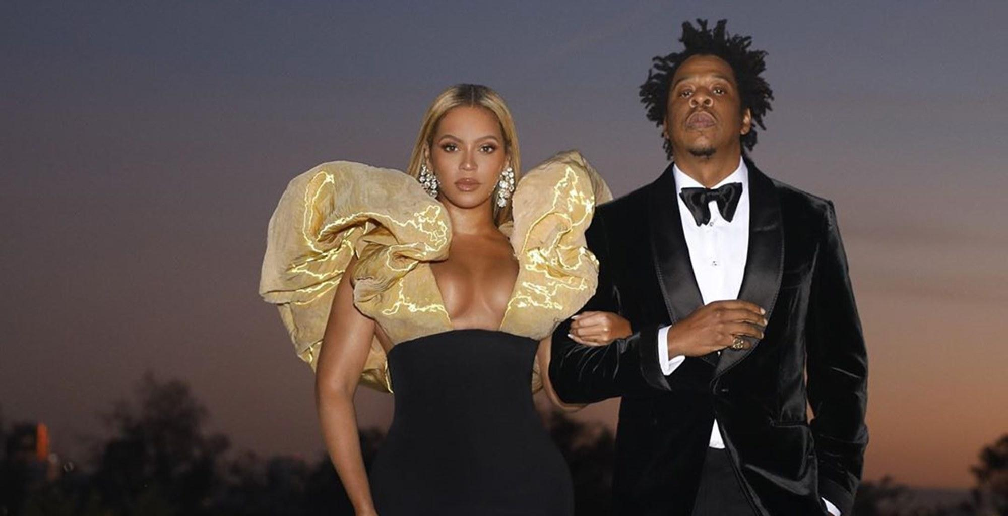 Jay-Z Attempts To Snatch Beyoncé's Fashion Crown In This Hilarious Video