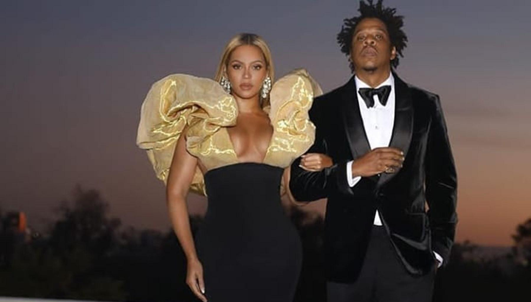 Beyoncé Wins The Night For Fans At 2020 Golden Globe Awards Thanks To Show-Stopping Dress Photos While Some Moves With Husband Jay-Z Left A Few People Confused