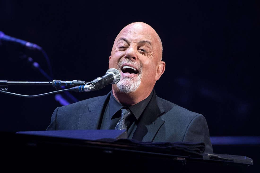 Home Invader Vandalizes 12 Of Billy Joel's Precious Motorcycles