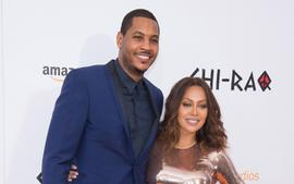Carmelo Anthony And His Wife, La La Anthony, Speak About The Unbearable Pain Of Losing Kobe Bryant And His Daughter, Gianna