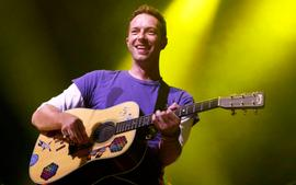 Chris Martin Reveals His 16-Year-Old Daughter Got Her First Job
