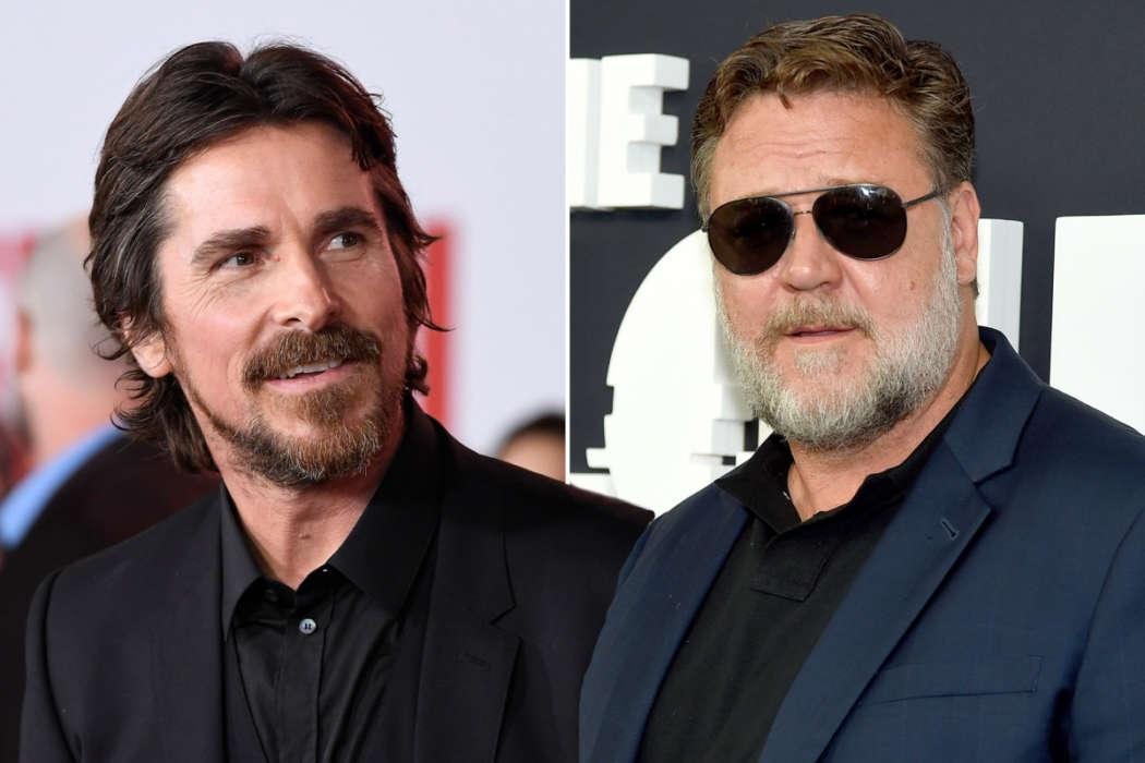 Christian Bale And Russell Crowe Absent From Golden Globes Due To Wildfires And Illness