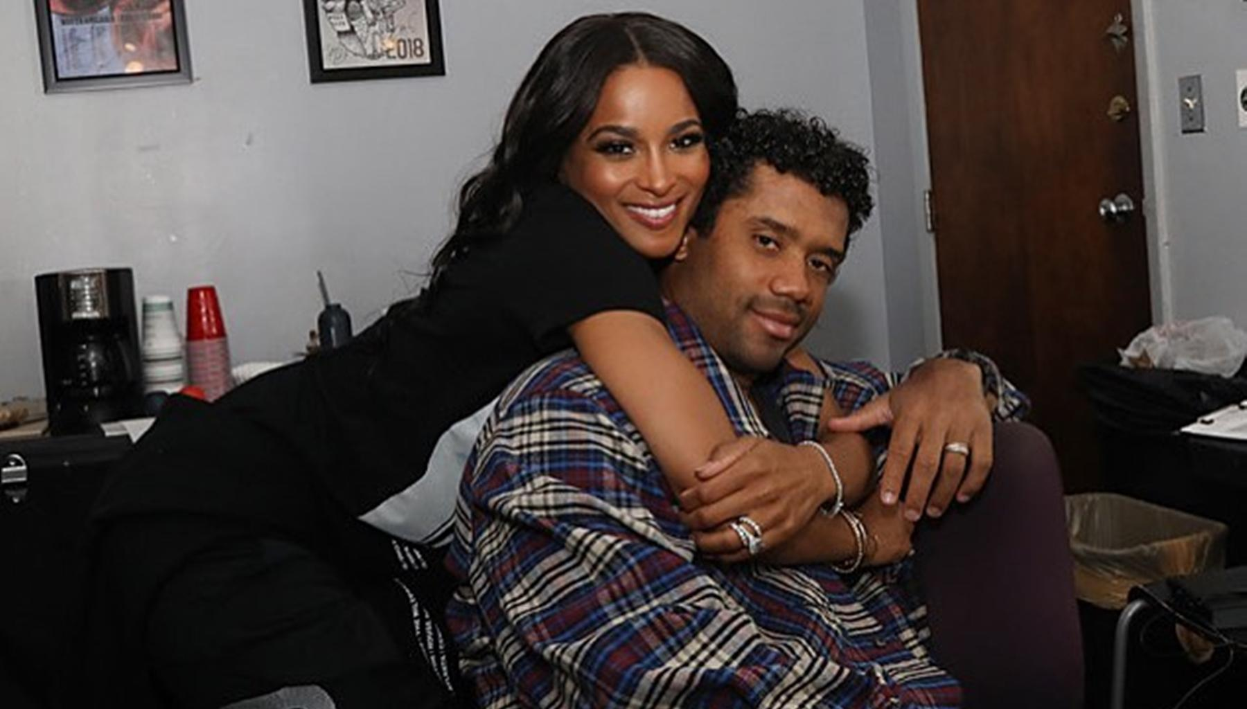 Ciara Sparks Pregnancy Rumors With New Picture -- Fans Are Eager For The Diva And Russell Wilson To Have Baby Number 3