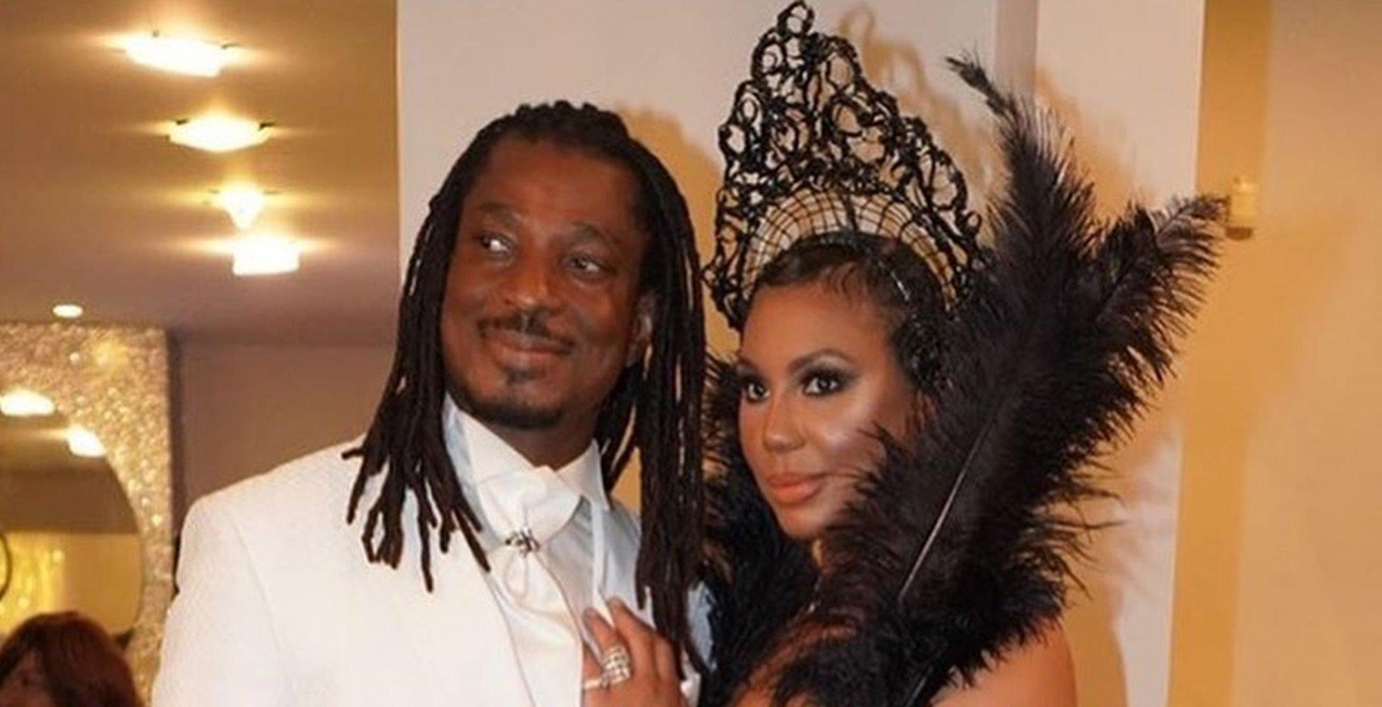 David Adefeso Has The Time Of His Life With Tamar Braxton In Their Dreamy Tropical Caribbean Resort