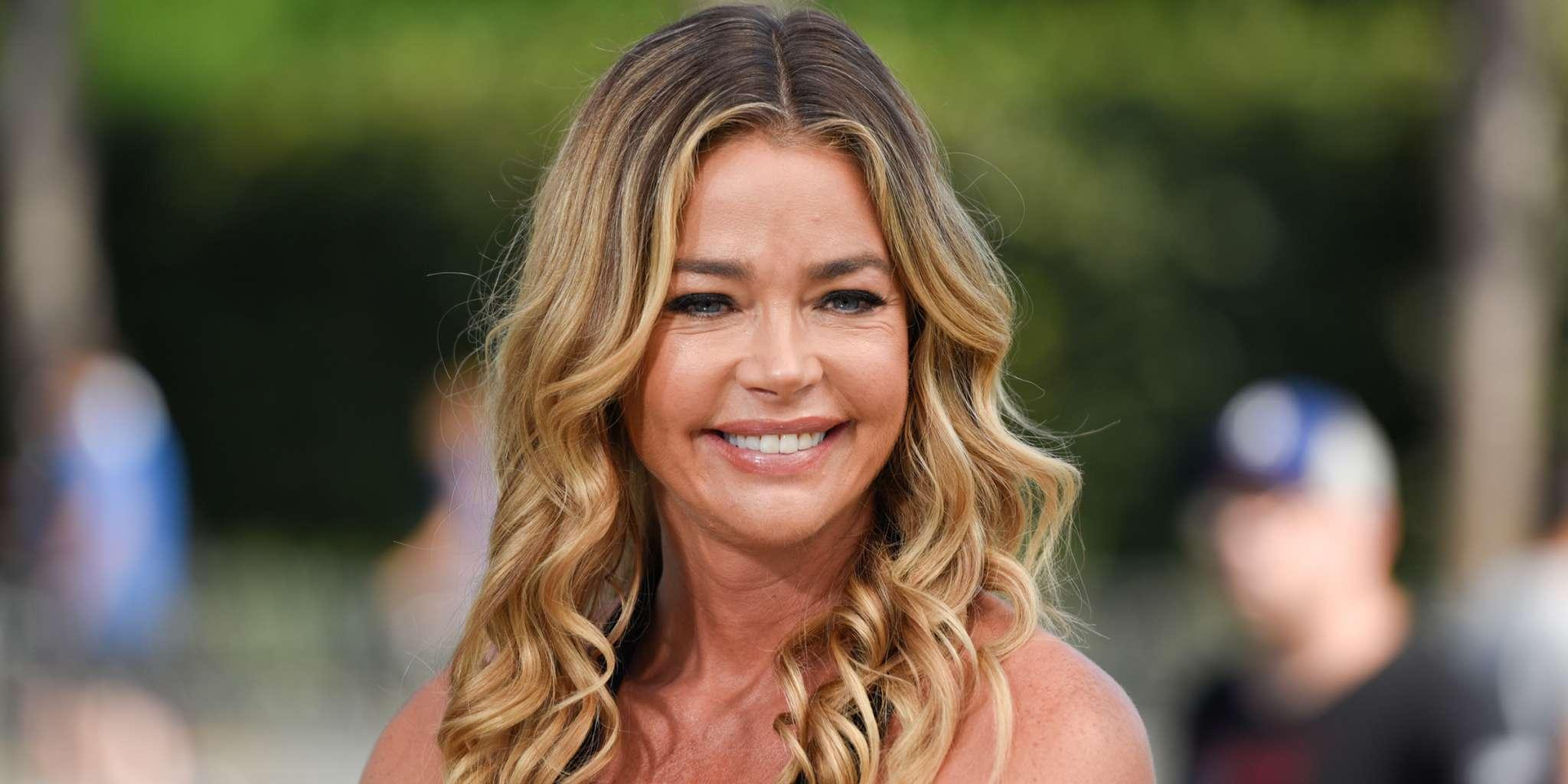 Denise Richards Addresses The Speculations That She's Leaving RHOBH!