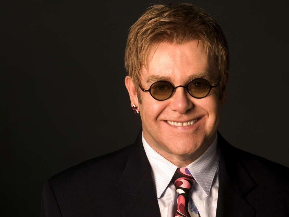 Elton John Bought Several Of Gwyneth Paltrow's Genitalia-Scented Candles - He's A Huge Fan