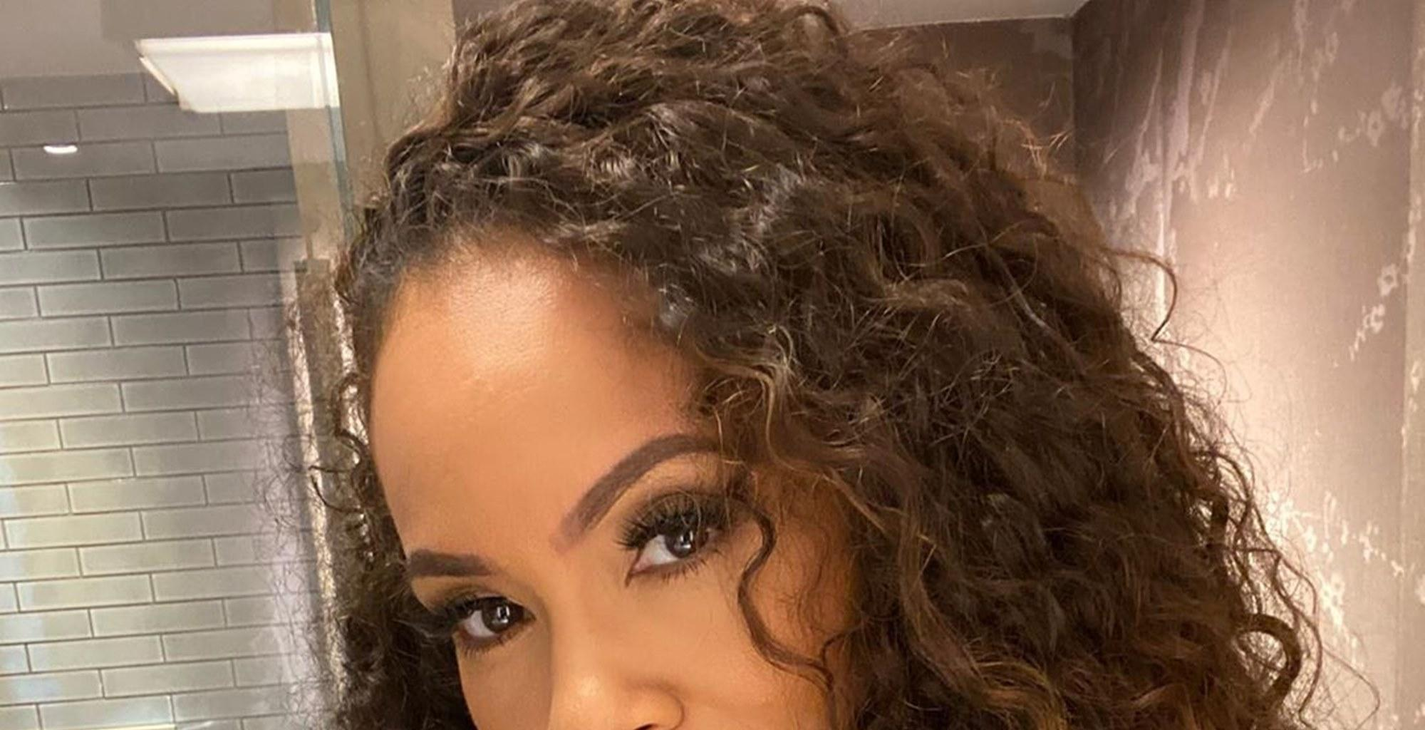 Evelyn Lozada Enjoys The Snow With Her Children -- Shaniece Hairston And Carl Leo Crawford -- In New Photos After Finding Jesus Chris; 'Basketball Wives' Fans Are Obsessed With Her Stunning Daughter