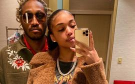 Steve Harvey Finally Comments On Stepdaughter Lori Harvey And Future's Eye-Popping Relationship -- These New Photos Confirm That The Model Does Not Care