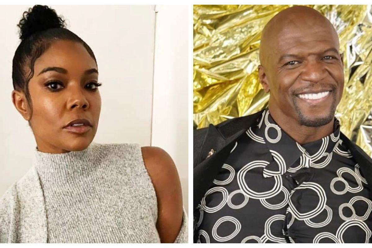 Gabrielle Union Claps Back At Terry Crews For Saying There Was No Racism On The Set Of America's Got Talent!