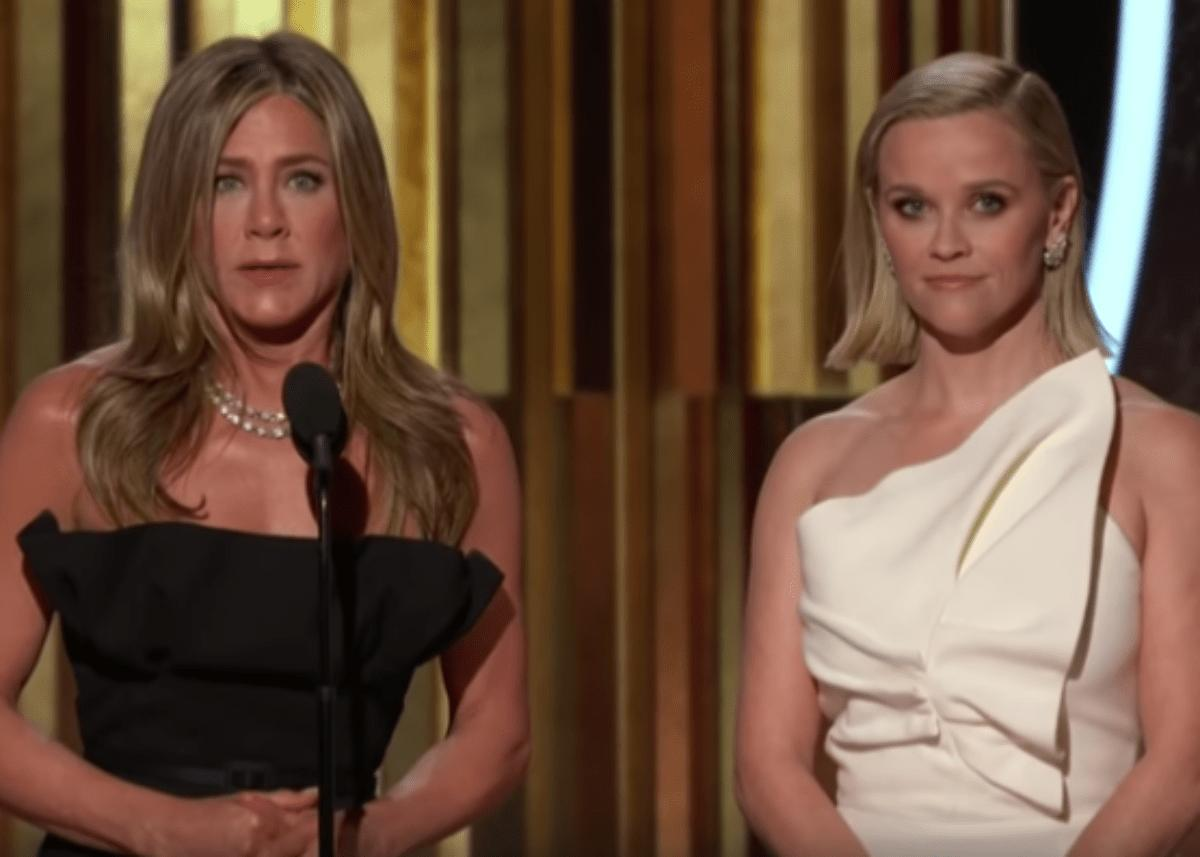 Watch Jennifer Aniston And Reese Witherspoon Announce Russell Crowe As Golden Globe Winner And Deliver His Climate Change, Australian Bushfires Speech