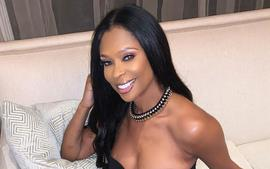 Porsha Williams Shares A Gorgeous Photo Of Jennifer Williams And  Calls Her A Queen -- 'Basketball Wives' Fans Agree That She Does Look Like Royalty