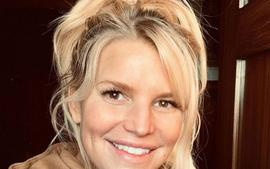 Jessica Simpson Reveals She Took Diet Pills For 20 Years After Sony CEO Tommy Mottola Told Her She Had To Lose Weight