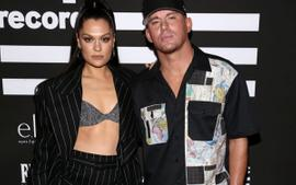 Jessie J And Channing Tatum Wear Y Project Official And Axecents By Orah LeMaitre To Grammys After Party