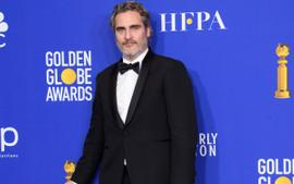 Joaquin Phoenix Wins Best Actor In A Motion Picture Drama Golden Globe — Watch His Acceptance Speech