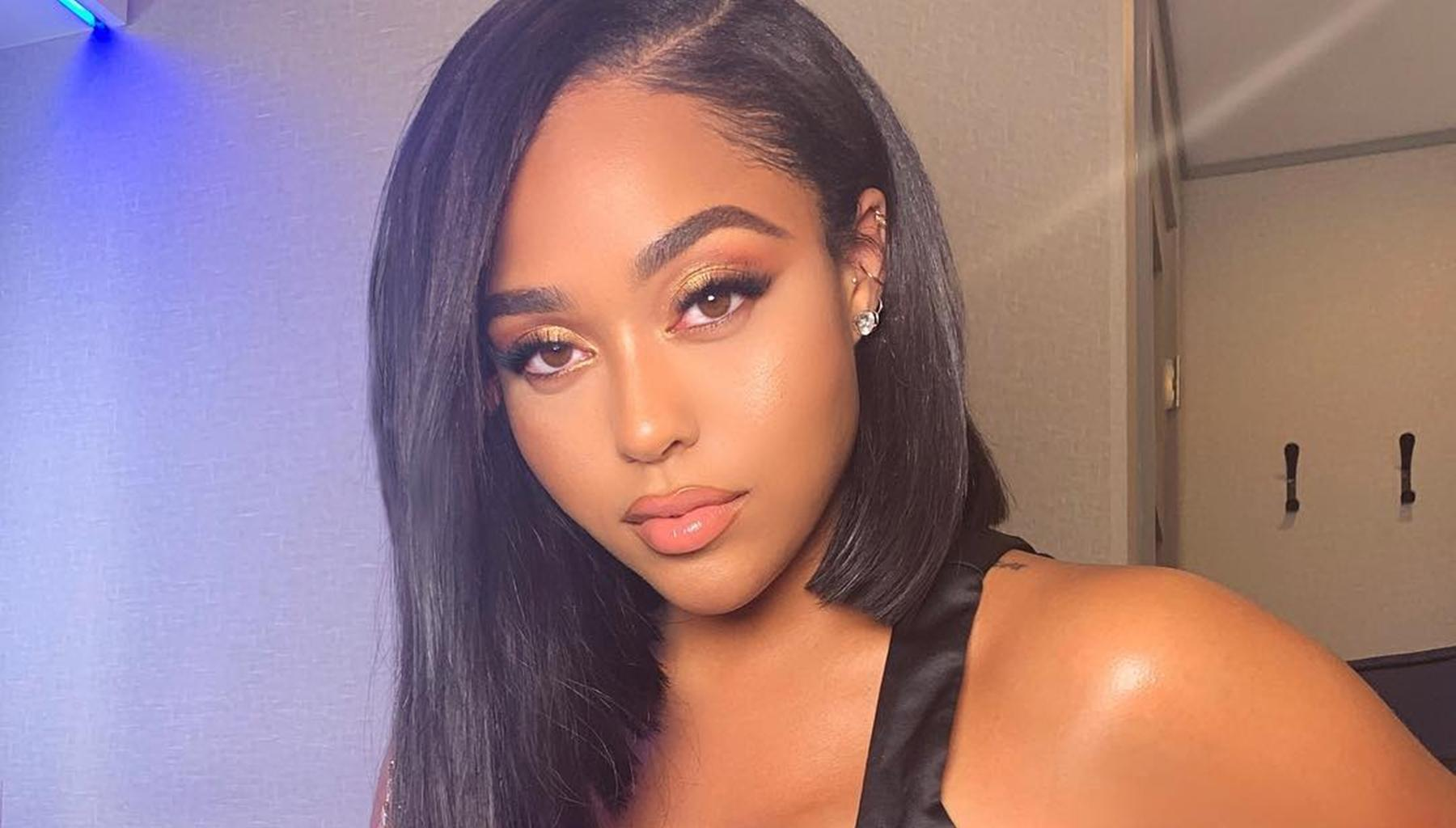 Jordyn Woods Breaks The Internet With These Almost NSFW Swimsuit Photos - Check Out Her Best Assets On Display