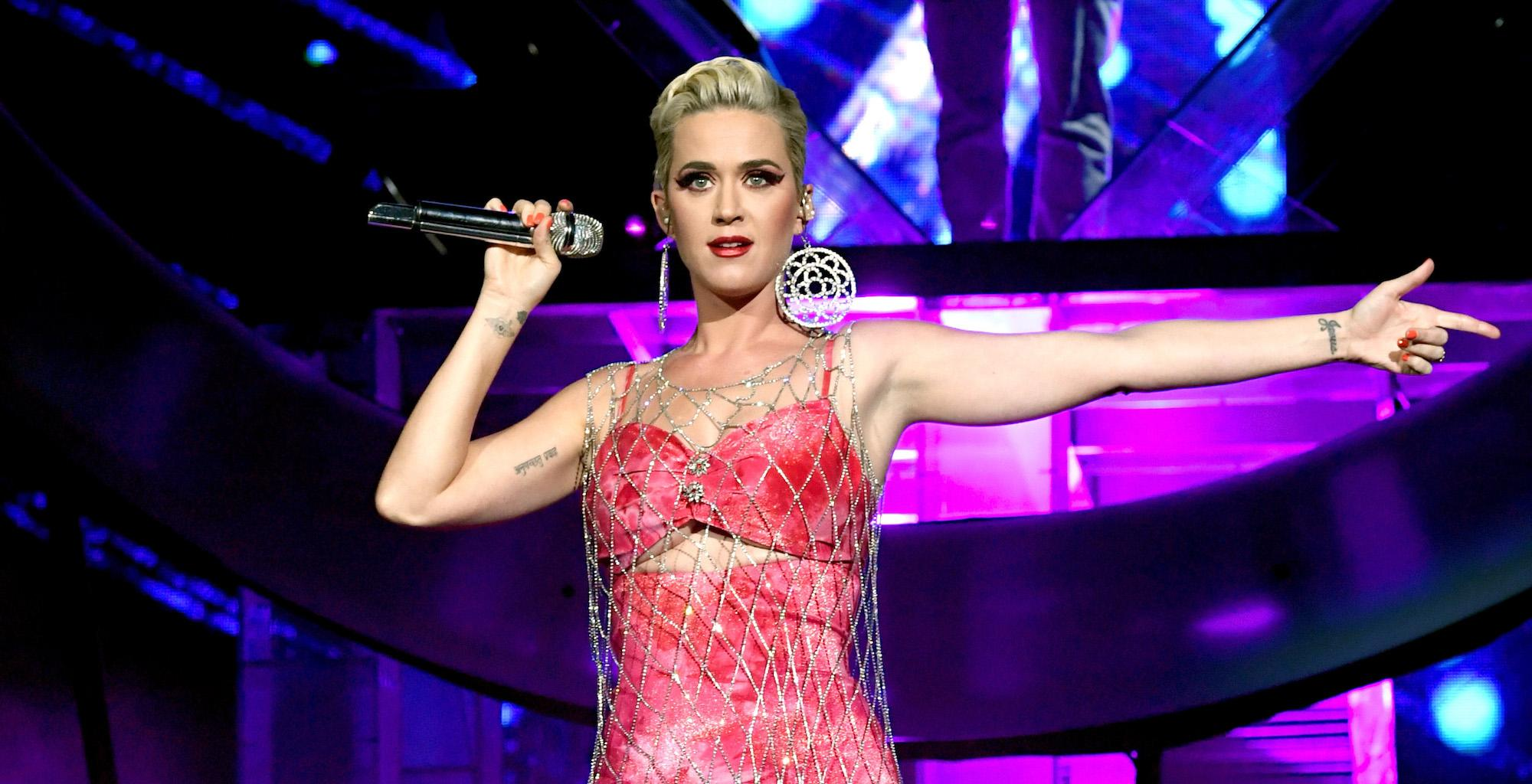 Katy Perry Reveals Her Battle With Depression And New Lease On Life