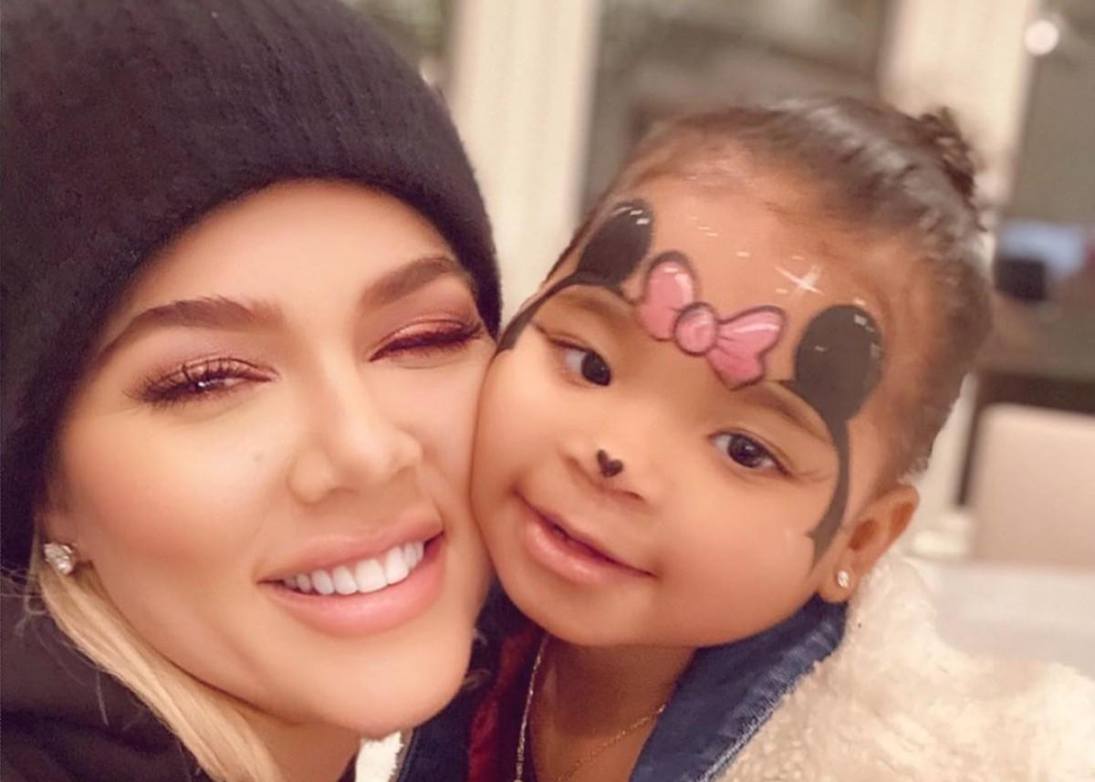 Khloe Kardashian Shares Adorable Photos Of True Thompson From Chicago West's Minnie Mouse Birthday Party