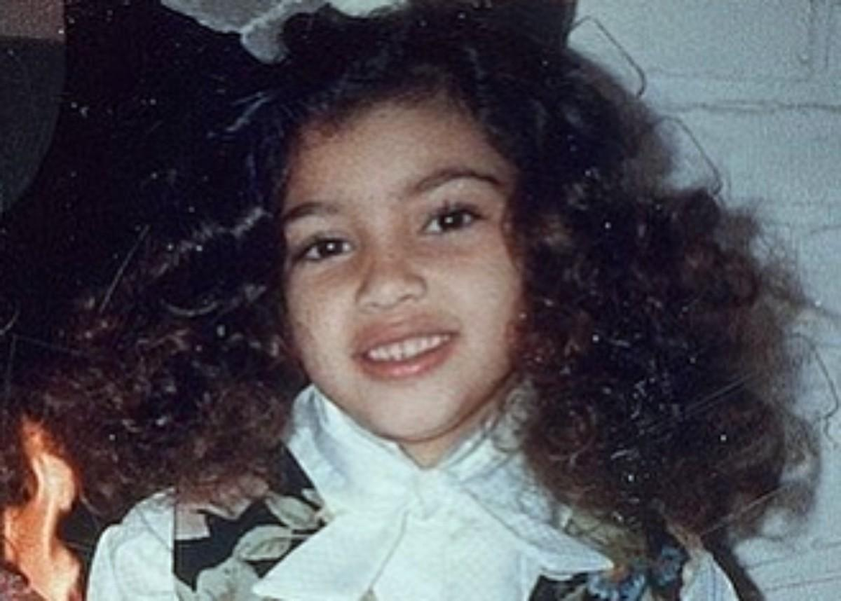 Kim Kardashian Proves North West Is Her Twin In New Throwback Photo