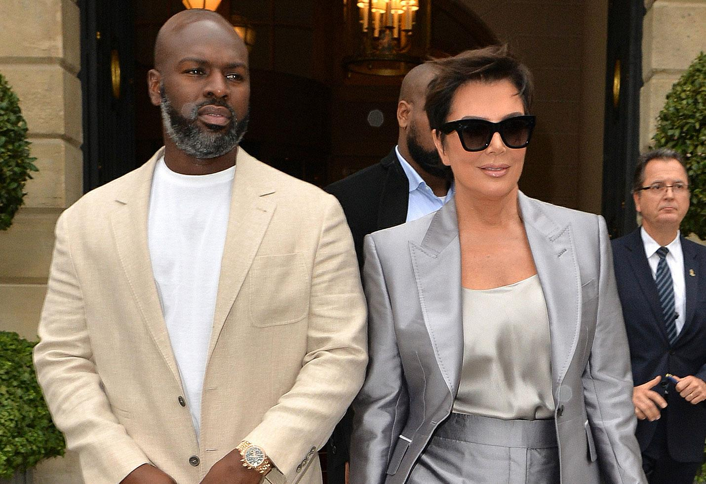 KUWK: Corey Gamble And Kris Jenner Have Reportedly Discussed Having Kids Together!