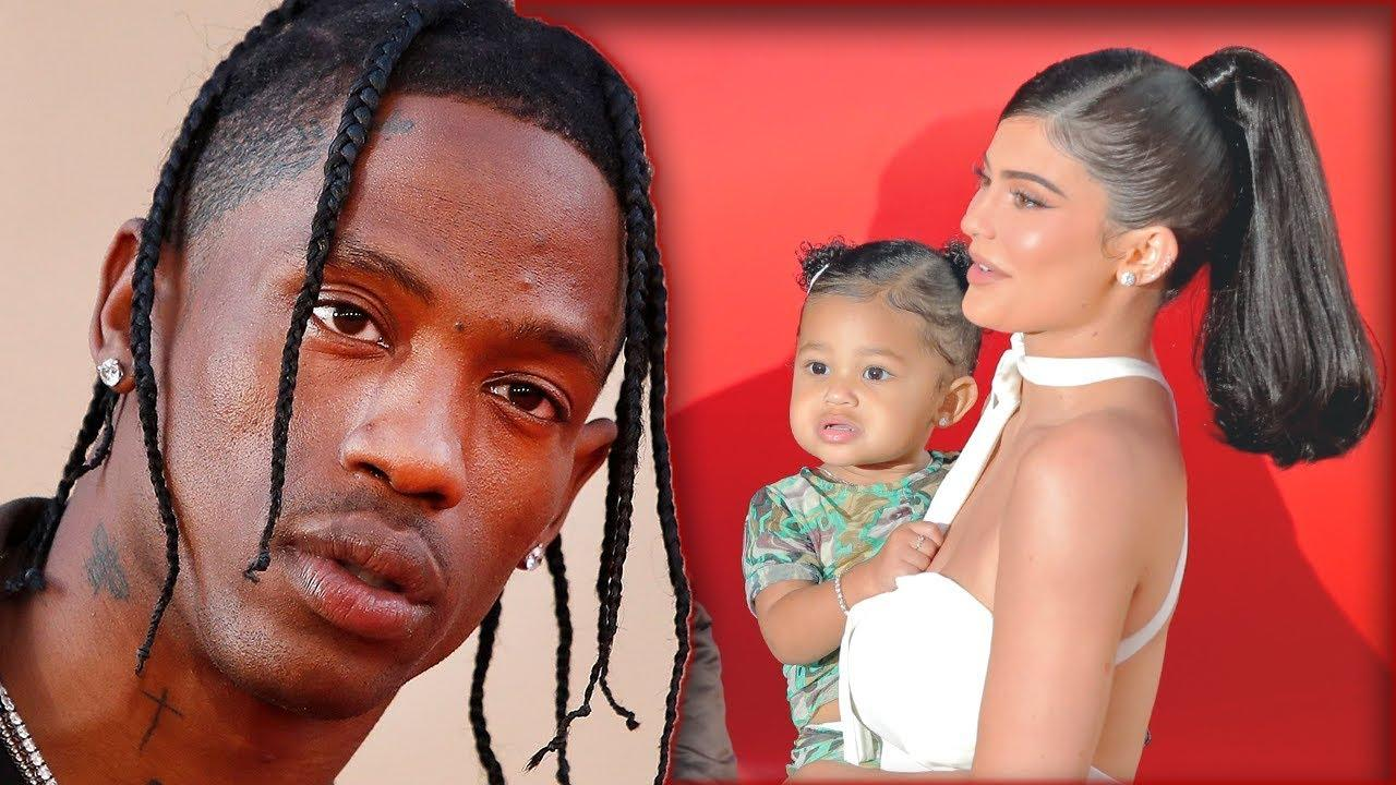 KUWK: Kylie Jenner Not Even Thinking Of Reuniting With Travis Scott - All She Wants Is For Them To Be Great Co-Parents
