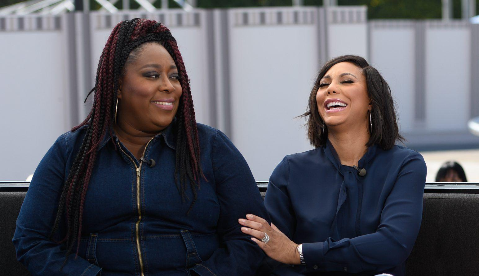 Rumors Swirl That The Real Is Booting Loni Love For Amanda Seales: 'They Are Doing To Her What She Did To Tamar Braxton'