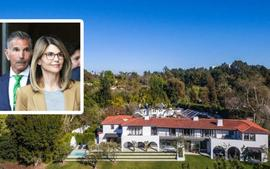 Lori Loughlin & Mossimo Giannulli Put Multi-Million Dollar Mansion On The Market Amid College Admissions Scandal