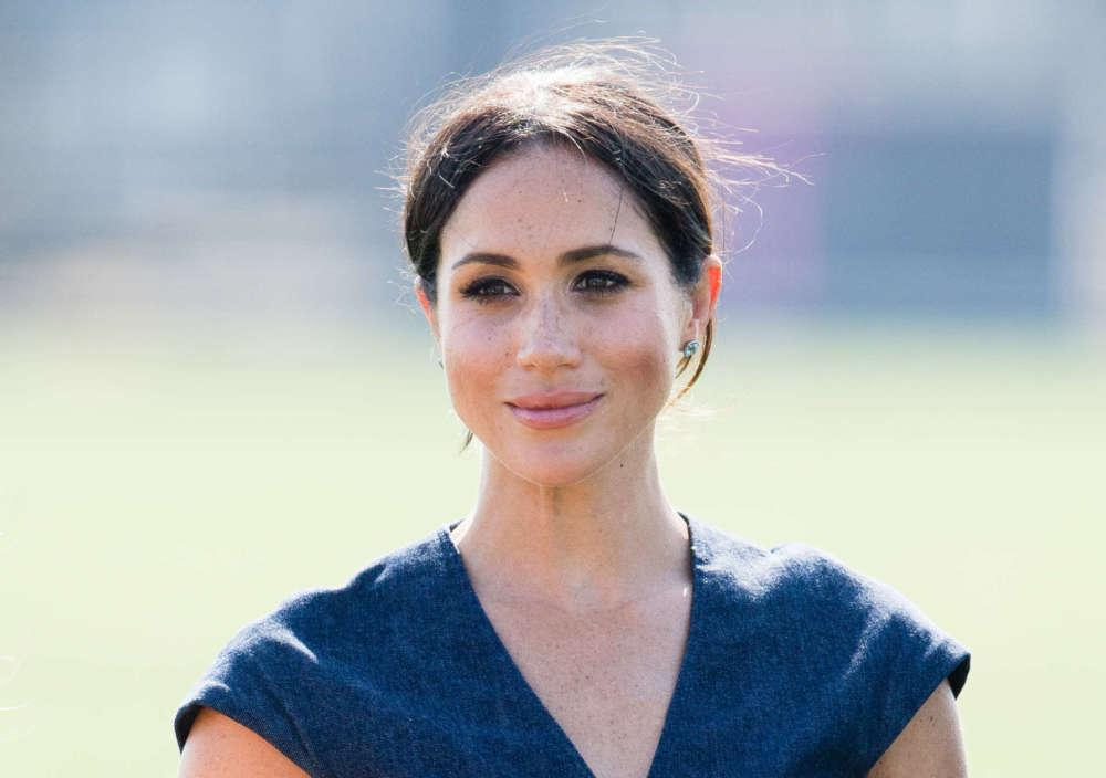Meghan Markle Reportedly Concerned About 'Embarassing' Uncle Andrew
