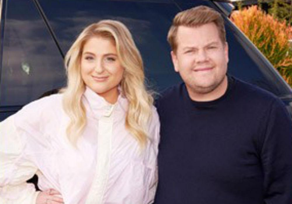 Meghan Trainor Loses It When She Gets A Big Surprise During Carpool Karaoke - See The Video!