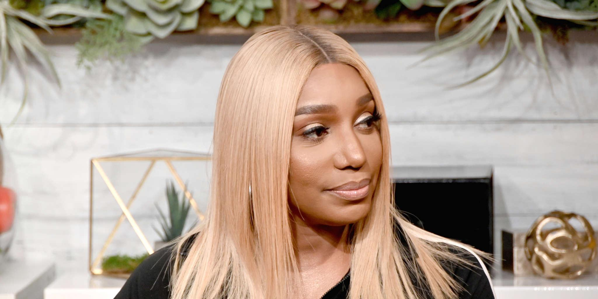 NeNe Leakes Looks Gorgeous In A Black Lace Outfit For A Friend's Birthday
