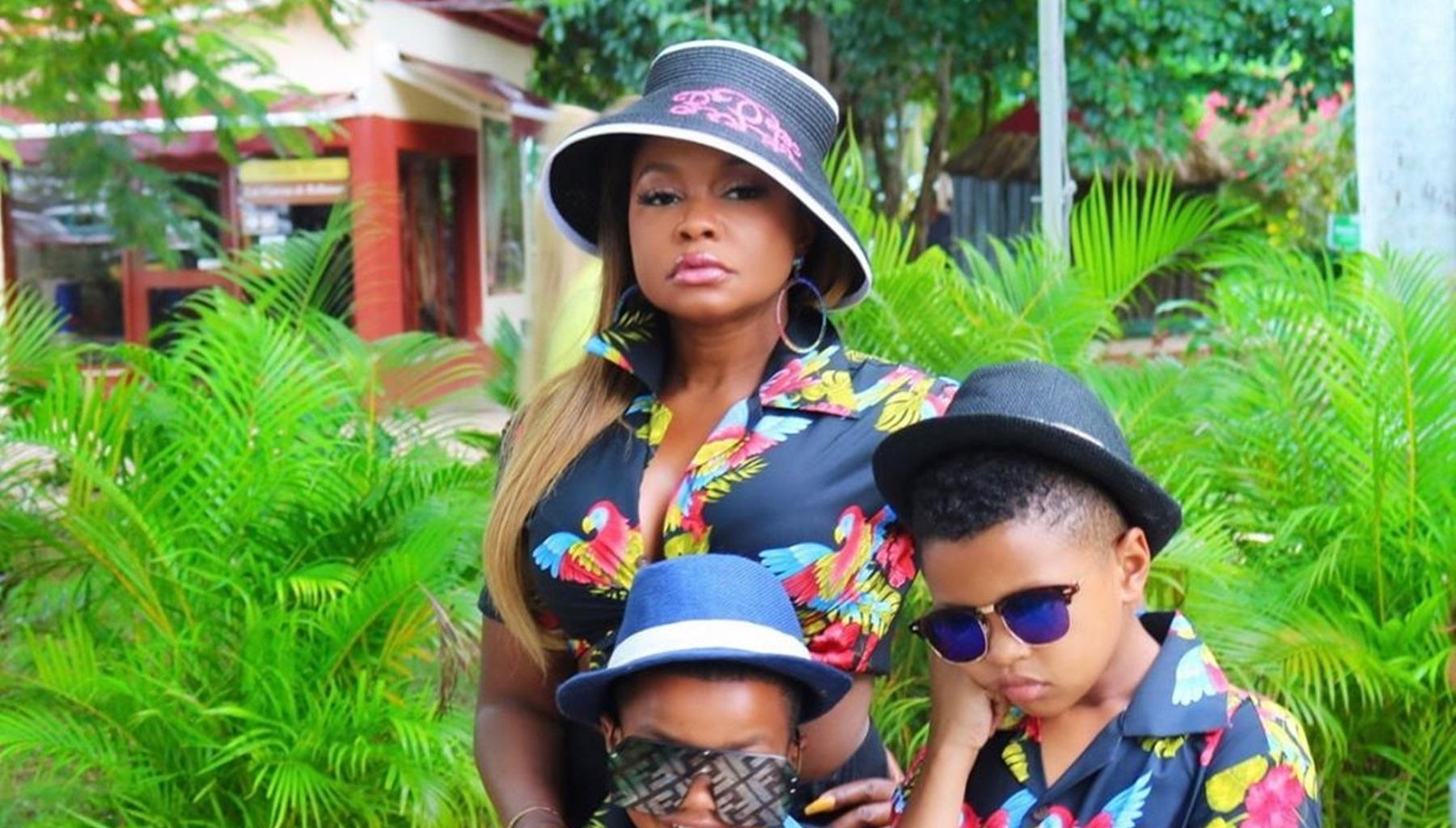 Phaedra Parks' Video Featuring Her Son Will Make Your Day - See It Here
