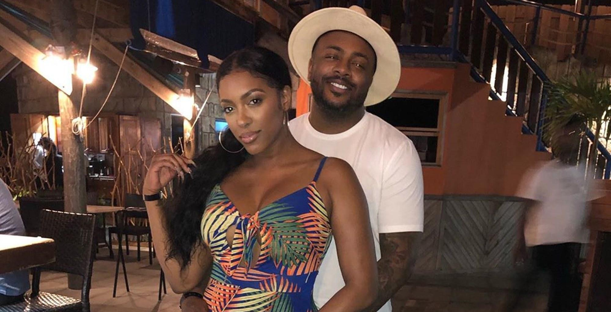 Porsha Williams Leaves Nothing To Fiancé Dennis McKinley's Imagination, And He Had A Very Manly Reaction, According To These Scandalous Photos