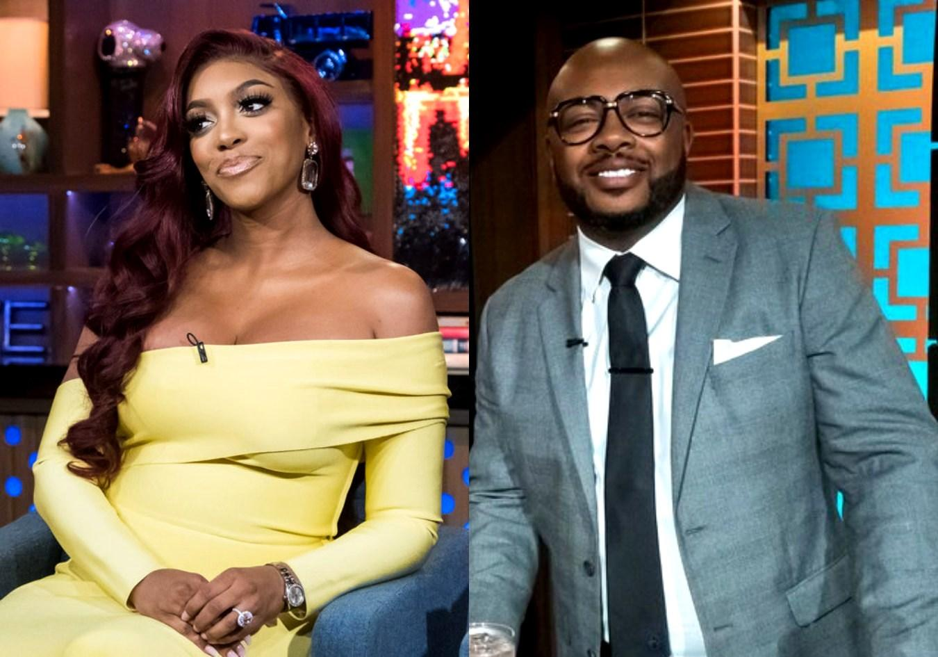 Porsha Williams' Sister Lauren Close With Dennis McKinley Again After Fallout Following His Cheating