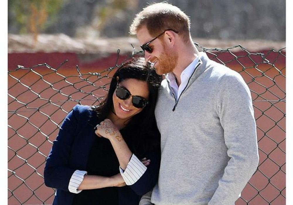 Prince Harry & Meghan Markle Reveal Their New Rules For The Media After Stepping Down As Senior Members Of The Royal Family
