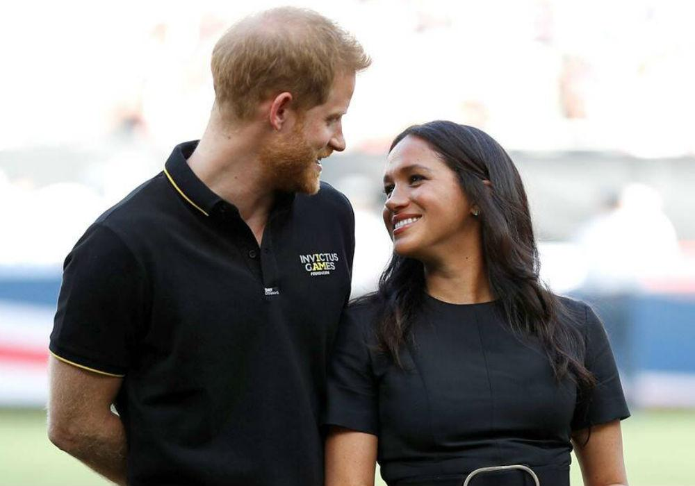 Prince Harry & Meghan Markle Will Pay For Their Own Security When They Start Making Their Own Money, Claims Insider