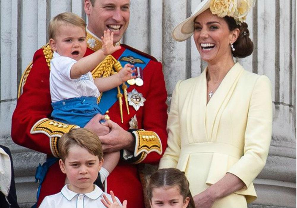 Prince William Doesn't Want Any More Children, Says Kate Middleton