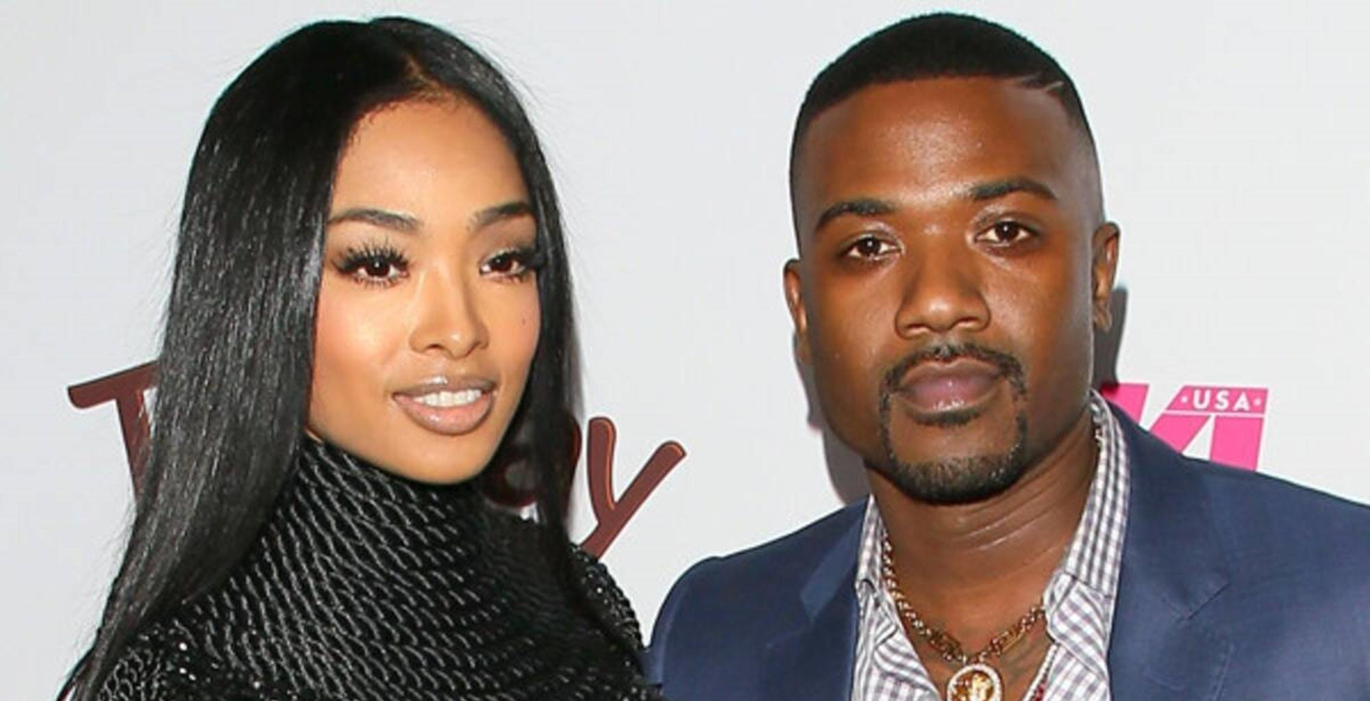 Princess Love Norwood Shows Off Thick Body In Bathing Suit Photo And Warns Ray J About The New Year After Welcoming Their Baby Boy, Epik