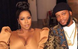 Remy Ma Leaves Nothing To Papoose's Wild Imagination In Stunning Sheer Red Dress Photos While Attending This Celebrity Wedding