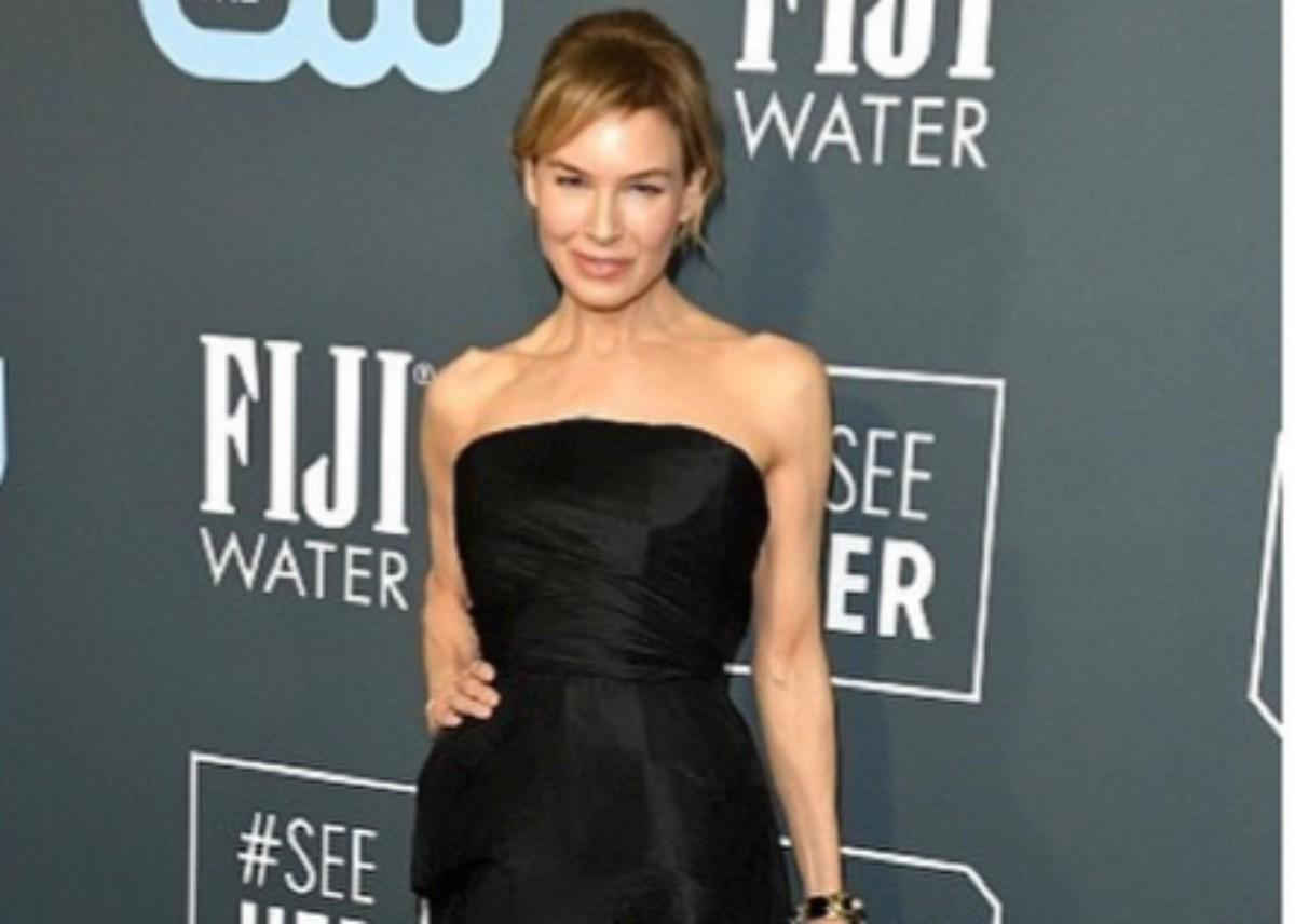 Renee Zellweger Wore Dior To The Critics' Choice Awards And Played It Safe Again