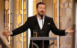 Ricky Gervais Dishes On Hosting The Golden Globes For The Fifth Time And Reveals The One Joke He Regrets