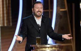 Watch Ricky Gervais Hilariously Open Up The 77th Annual Golden Globes For The Last Time — Video
