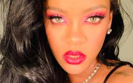 Rihanna Reveals The Beauty Cure For Hangovers In New Year's Day Fenty Ad