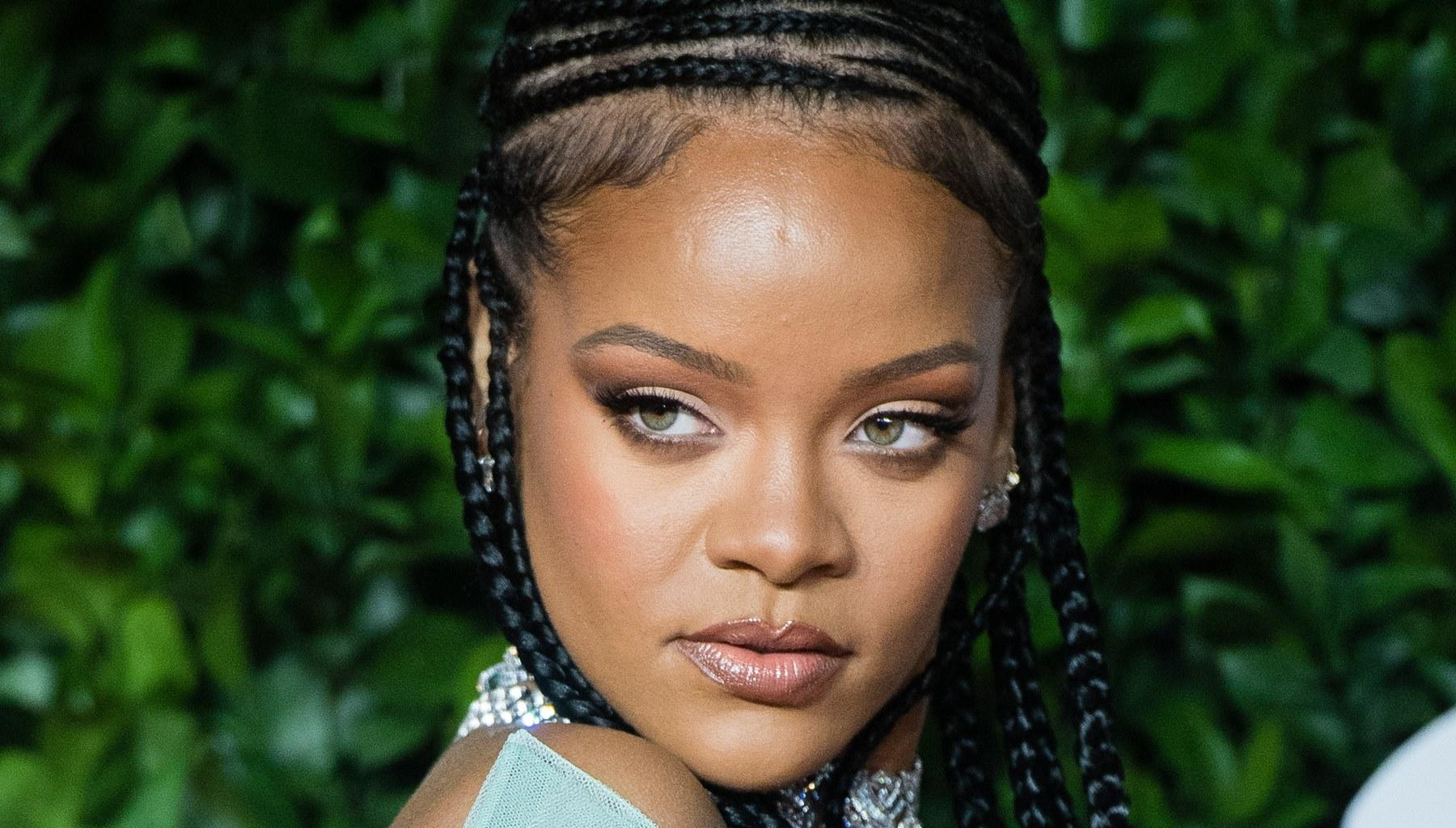 Rihanna Leaves Nothing To The Imagination In Zippered Valentine's Day Lingerie Photos -- Drake And Chris Brown Are Drooling
