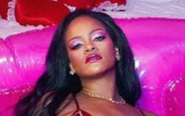 Rihanna Launches Savage X Fenty Valentine's Collection With Racy Photos