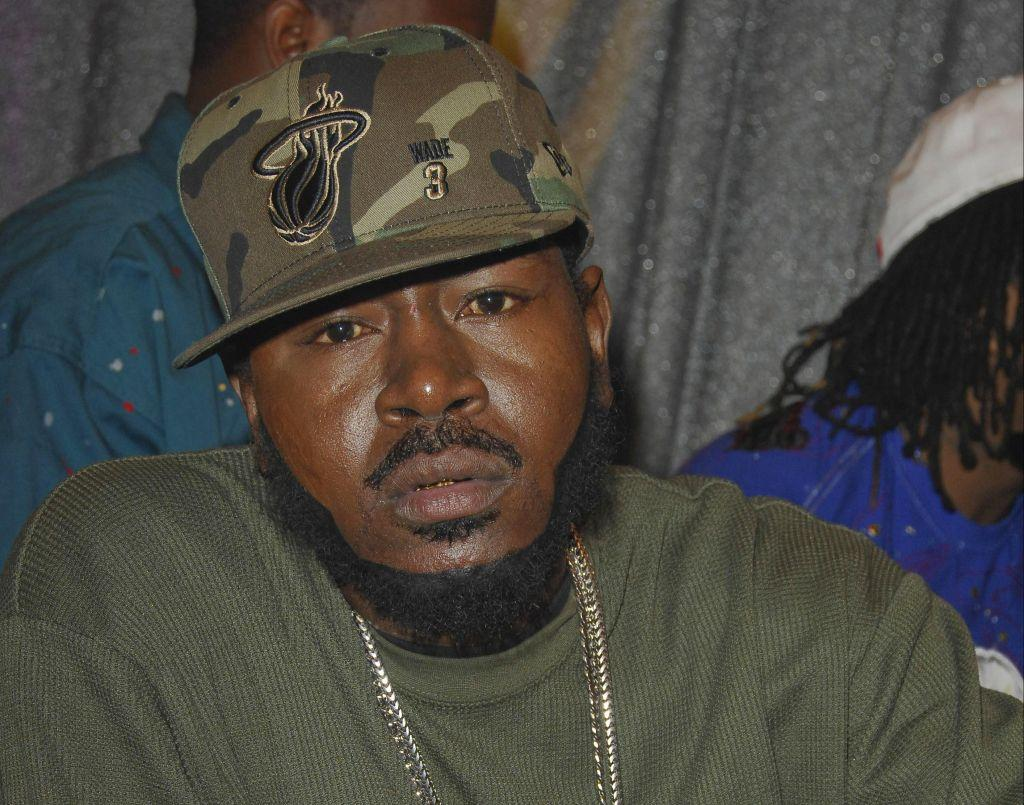 Rapper Trick Daddy Arrested For Drinking And Driving In Miami Florida