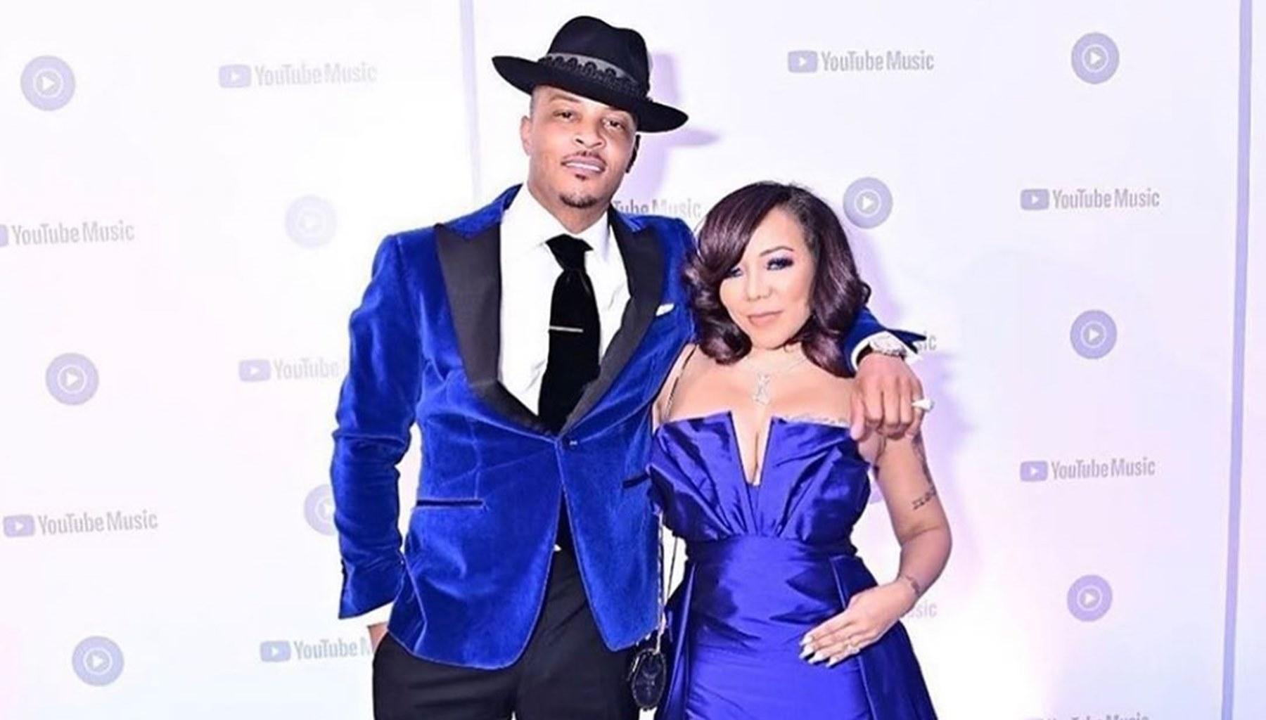 Tiny Harris Wins Dolly Parton Challenge With Raunchy Tinder Photo -- Fans Say T.I. Will Ask Her To Delete It