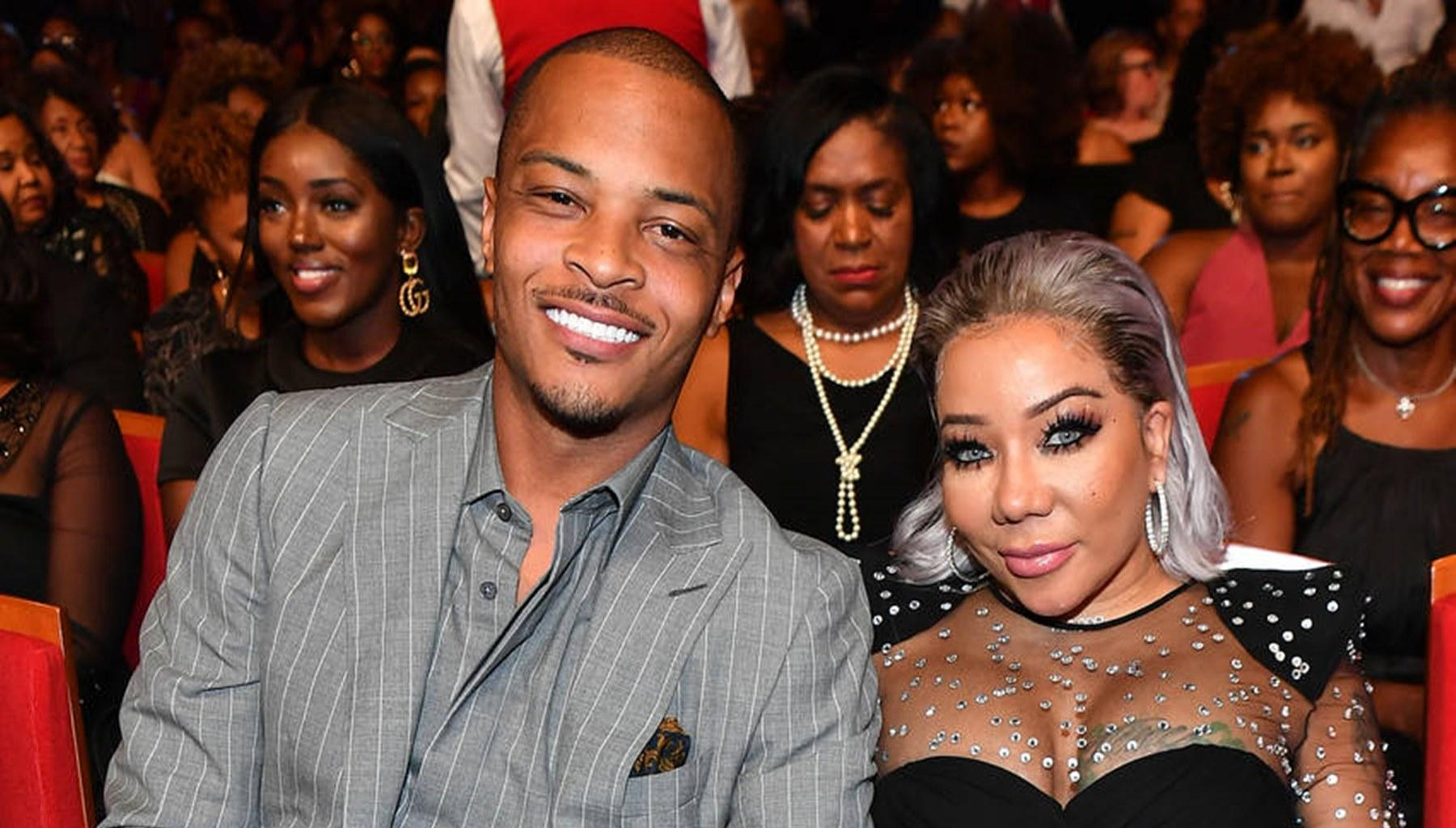 Tiny Harris Hints That She Might Be Pregnant In Romantic Photos With T.I.