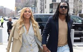 Tamar Braxton Shows Love To Ex-Husband Vincent Herbert On His Birthday After This Viral Photo With Her BF, David Adefeso
