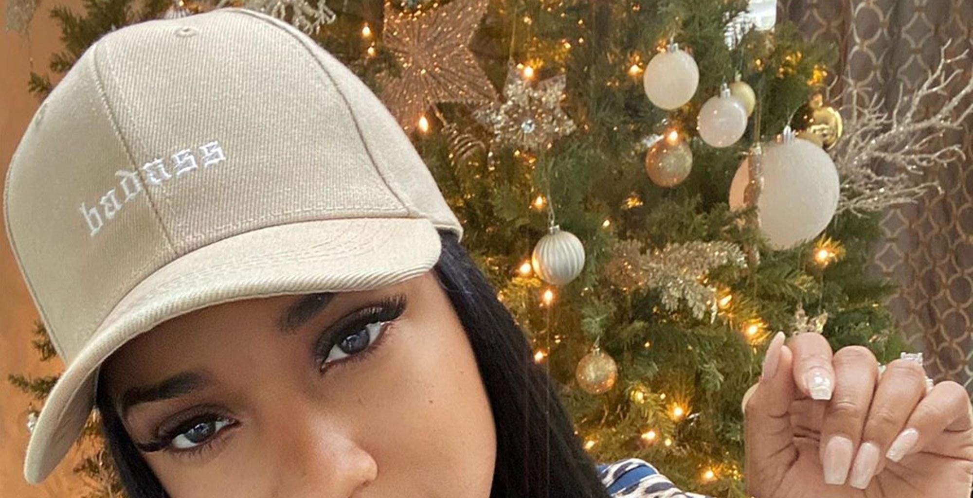 Toya Wright And Robert Rushing's Young Daughter, Reign, Lands Her First Modeling Gig And The Photos Are Gorgeous -- Reginae Carter's Sister Is A Real Star