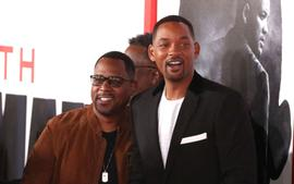 Will Smith And Martin Lawrence Named Honorary Members Of The Miami Police Department