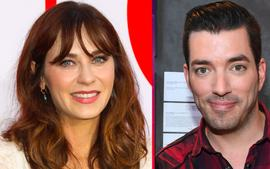 Zooey Deschanel And Jonathan Scott Seem To Get Engaged Over Social Media And Fans Freak Out!